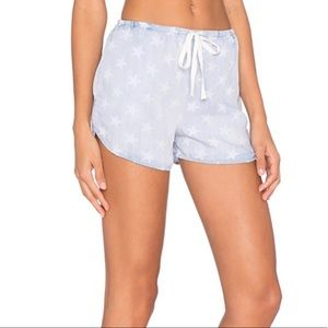 RAILS FINLEY SHORT IN STAR WASH